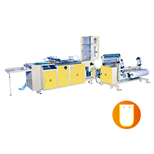 CWSS+C+SY-2030-SV Side Sealing Chicken Bag Making Machine