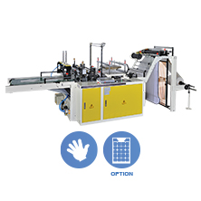CWAG-SV, Gloves Bag Making Machine