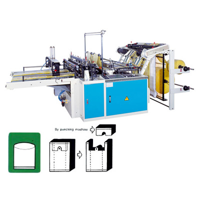 CWA1+F , Electronic Bag Sealing Machine