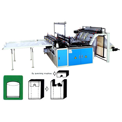 CWA+F , Automatic Plastic Bag Sealing Machine