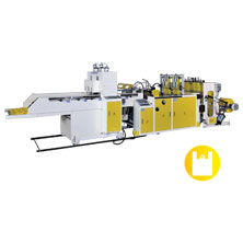CW-800P-SV Super High Speed T Shirt Bag Making Machine