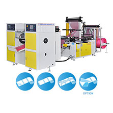 CWAP+CS-SV , Perforating Bag Making Machine
